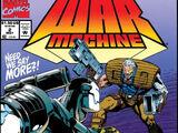 War Machine Vol 1 2