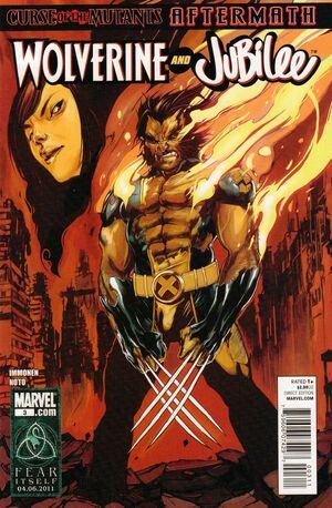 Wolverine and Jubilee Vol 1 3