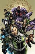 X-Men Legacy Vol 1 254 Textless