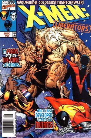 X-Men Liberators Vol 1 2