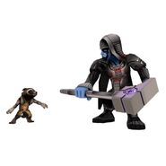 89P13 (Earth-91119) and Ronan (Earth-91119) from Marvel Super Hero Squad Online 0001
