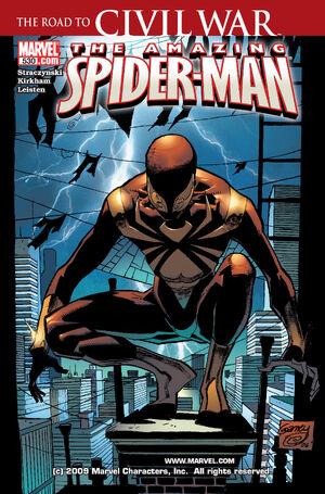 Amazing Spider-Man Vol 1 530