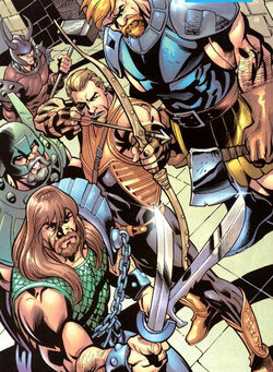 Asguards (Earth-3515) from Thor Vol 2 69 0001