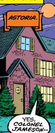 Astoria (Queens) from Amazing Spider-Man Vol 1 392 0001