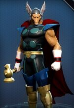 Beta Ray Bill (Earth-TRN258) from Marvel Heroes (video game) 001