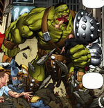 Bruce Banner (Earth-91126) from Marvel Zombies Return Vol 1 4 001
