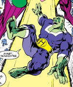 Bruce Banner (Earth-924) from Excalibur Vol 1 49 001