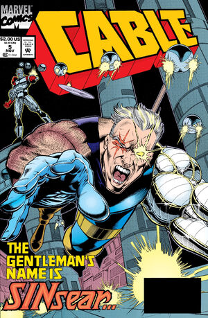 Cable Vol 1 5
