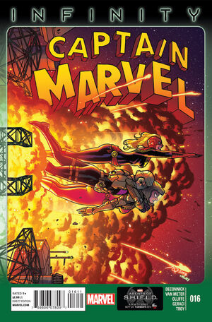 Captain Marvel Vol 7 16