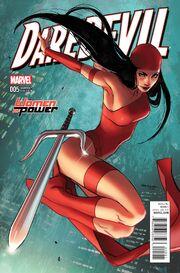 Daredevil Vol 5 5 Women of Power Variant