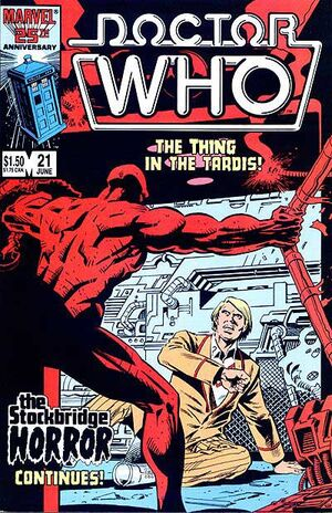 Doctor Who Vol 1 21