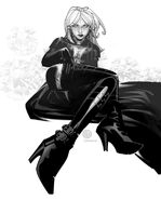Emma Frost (Earth-616) from Uncanny X-Men Vol 3 2 cover