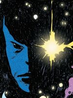 Eternity (Earth-18133) from Doctor Strange The End Vol 1 1