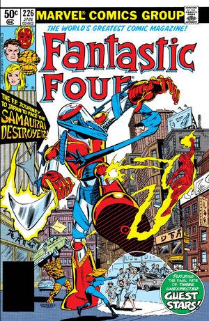 Fantastic Four Vol 1 226