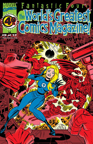 Fantastic Four World's Greatest Vol 1 9