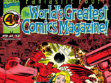Fantastic Four: World's Greatest Comics Magazine Vol 1 9