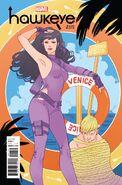 Hawkeye Vol 5 1 Sauvage Variant