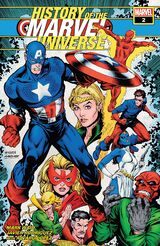 History of the Marvel Universe Vol 2 2