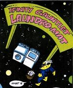 Ifinity Gauntlet Laundromat (Earth-9047) from What The-- Vol 1 18