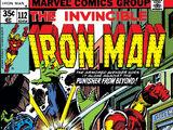 Iron Man Vol 1 112