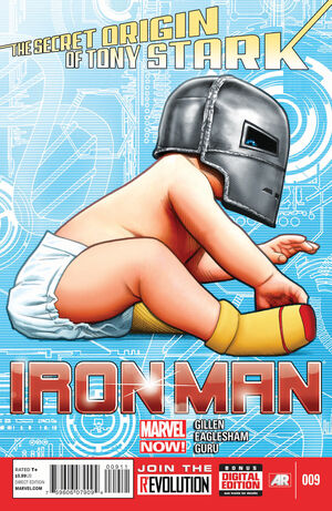 Iron Man Vol 5 9