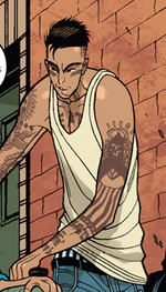 Julio (Earth-616) from All-New Ghost Rider Vol 1 1 001