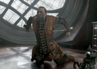 Kaecilius (Earth-199999) trapped by the Crimson Bands of Cyttorak from Doctor Strange (film) 001