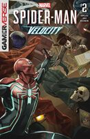 Marvel's Spider-Man Velocity Vol 1 2
