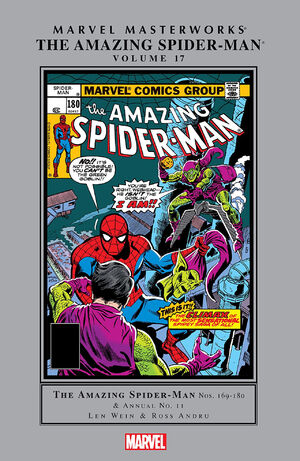 Marvel Masterworks Amazing Spider-Man Vol 1 17