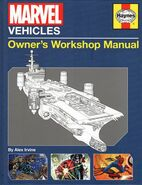 Marvel Vehicles Owner's Workshop Manual Vol 1 1