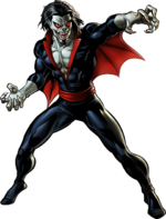 Michael Morbius (Earth-12131) from Marvel Avengers Alliance 0001