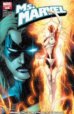 Ms. Marvel Special Vol 1 1