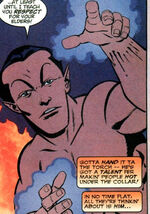 Namor McKenzie (Earth-20007) from Marvels Comics Fantastic Four Vol 1 1 0001