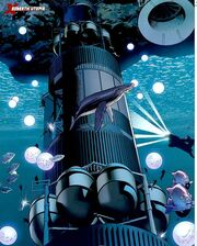 New Atlantis (Atlantean Pillar) from Uncanny X-Men Vol 1 520 0001