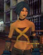 Noriko Ashida (Earth-TRN064) from X-Men Destiny 0001