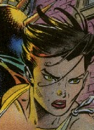 Norma Jean (Earth-616) from Ghost Rider Wolverine Punisher The Dark Design Vol 1 1 001