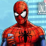 Peter Parker (Earth-TRN461) from Spider-Man Unlimited (video game) 120