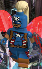 Roberta Mendez (Earth-13122) from LEGO Marvel Super Heroes 2 001