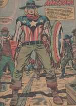 Roger Stephenson (Earth-616) from Captain America's Bicentennial Battles Vol 1 1 001