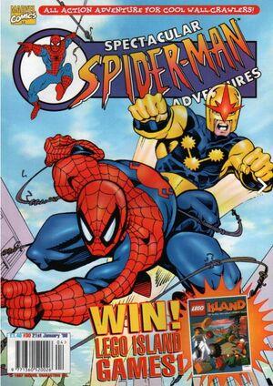 Spectacular Spider-Man (UK) Vol 1 030