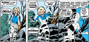 Susan Storm (Earth-616) from Fantastic Four Vol 1 1 0001