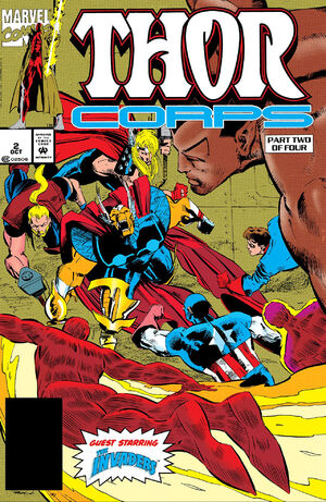 Thor Corps Vol 1 2