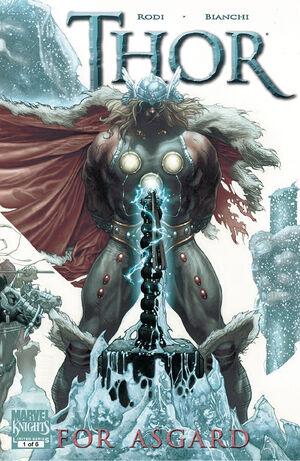 Thor For Asgard Vol 1 1