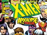 Uncanny X-Men Vol 1 376