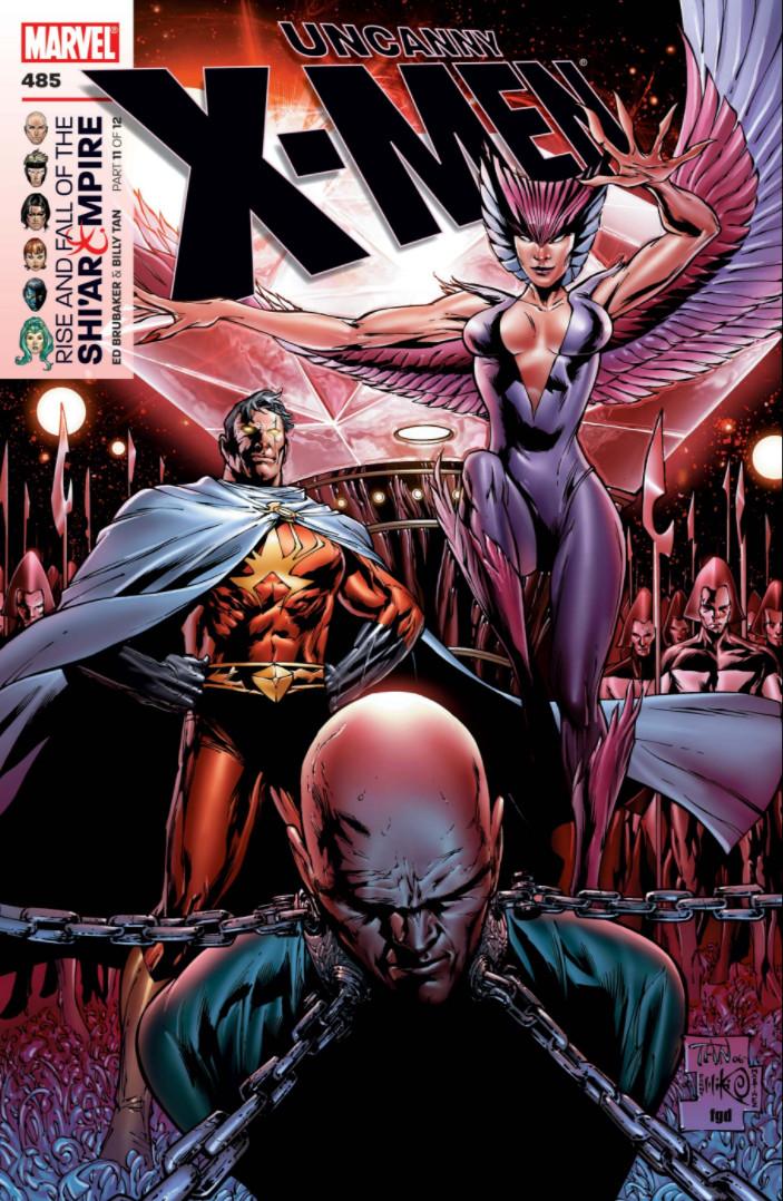 Uncanny X-Men Vol 1 485