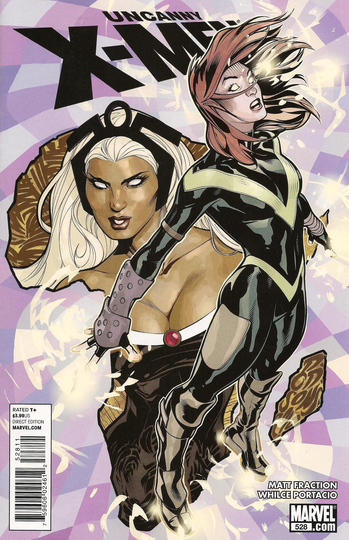 Uncanny X-Men Vol 1 528