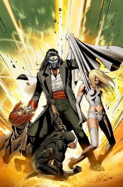 Uncanny X-Men Vol 2 2 Textless
