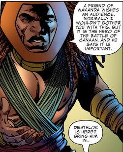 W'Kabi (Earth-616) from Fantastic Four Vol 1 544 0001