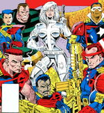 Wild Pack (Earth-616) from Silver Sable and the Wild Pack Vol 1 9 001