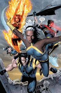 X-Men (Earth-1610) from Ultimate Power Vol 1 2 001